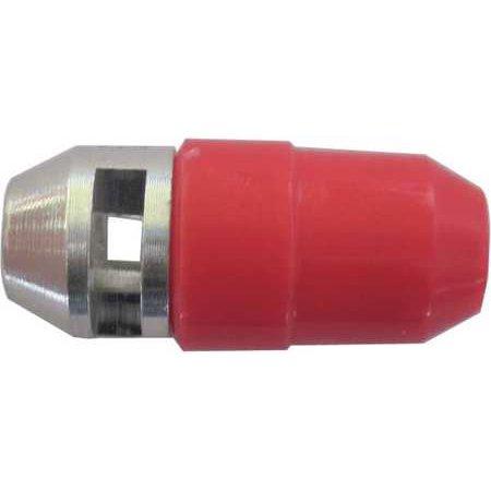 Mini 14 Rifle Price (SPEEDAIRE 22YK61 Air Gun Nozzle,Safety,1/4 Inlet,Red )