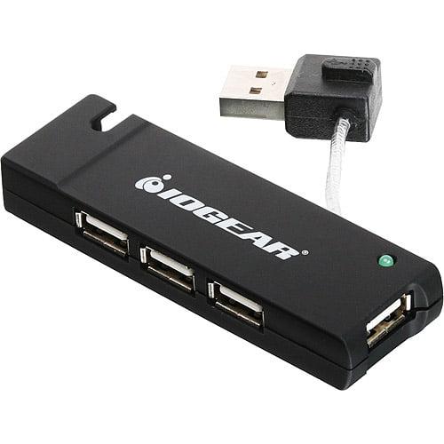 IOGEAR 4-Port USB 2.0 Hub