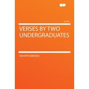 Verses by Two Undergraduates