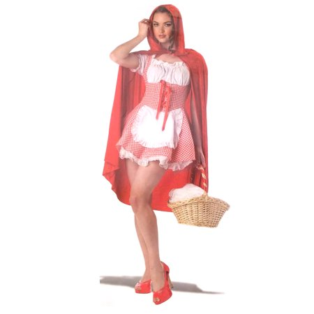 Adult Red Riding Hood Cape - Red Riding Hood Costume Cape