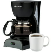Mr. Coffee Simple Brew 4-Cup Switch Coffee Maker, DR Series
