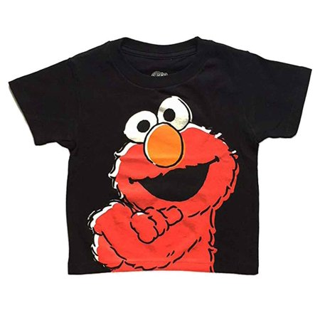 Sesame Street Elmo Cool Kid Toddler Boys Tee](Elmo Kids)