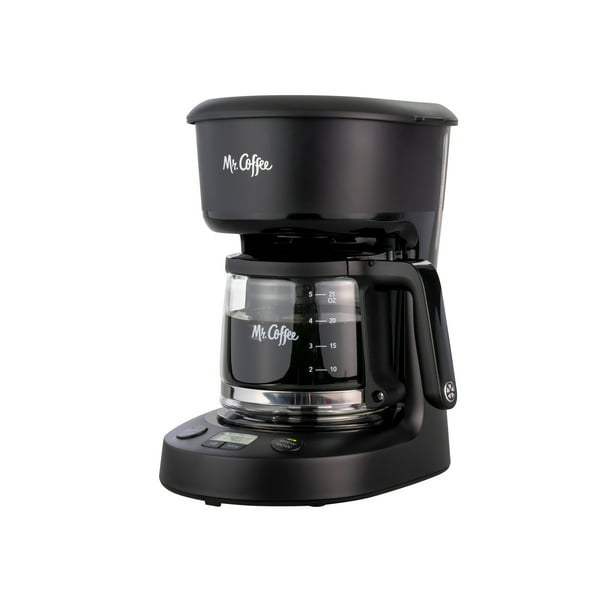 Mr Coffee 5 Cup Programmable