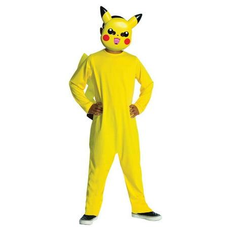 Toddler Pokemon Costume (Morris Costumes RU884777T Pikachu Toddler)