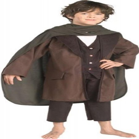 Rubies Lord of The Rings Child's Frodo Costume, - Frodo Lord Of The Rings Costume