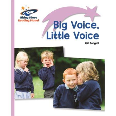 Reading Planet - Big Voice, Little Voice - Lilac : (Best Of Little Big Planet)