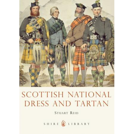 Scottish National Dress and Tartan (Stuart Costume)