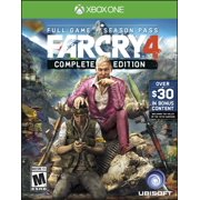 Far Cry 4 Complete Edition, Ubisoft, Xbox One, 887256015862