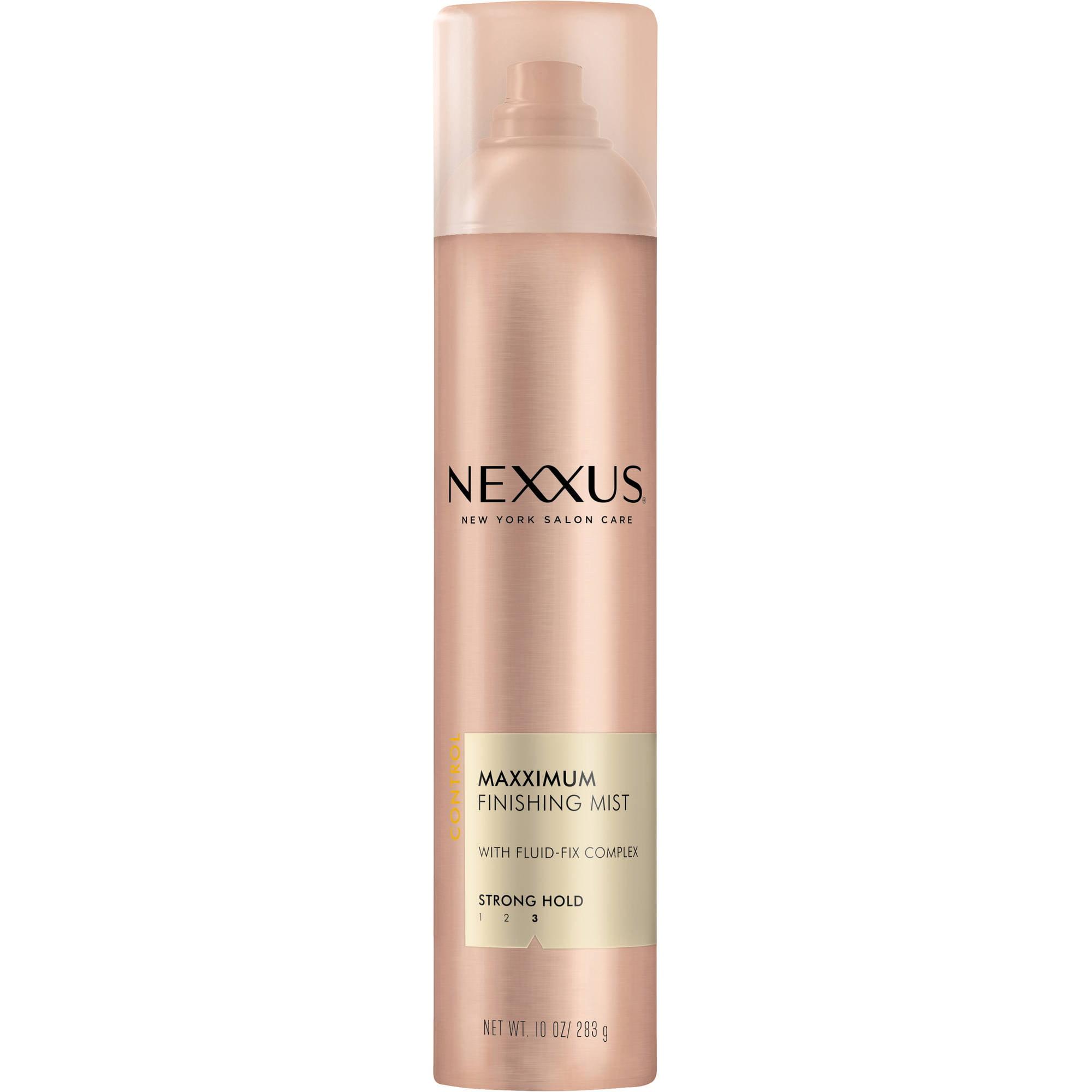 Nexxus Maxximum Hold Finishing Mist Hairspray, 10 oz
