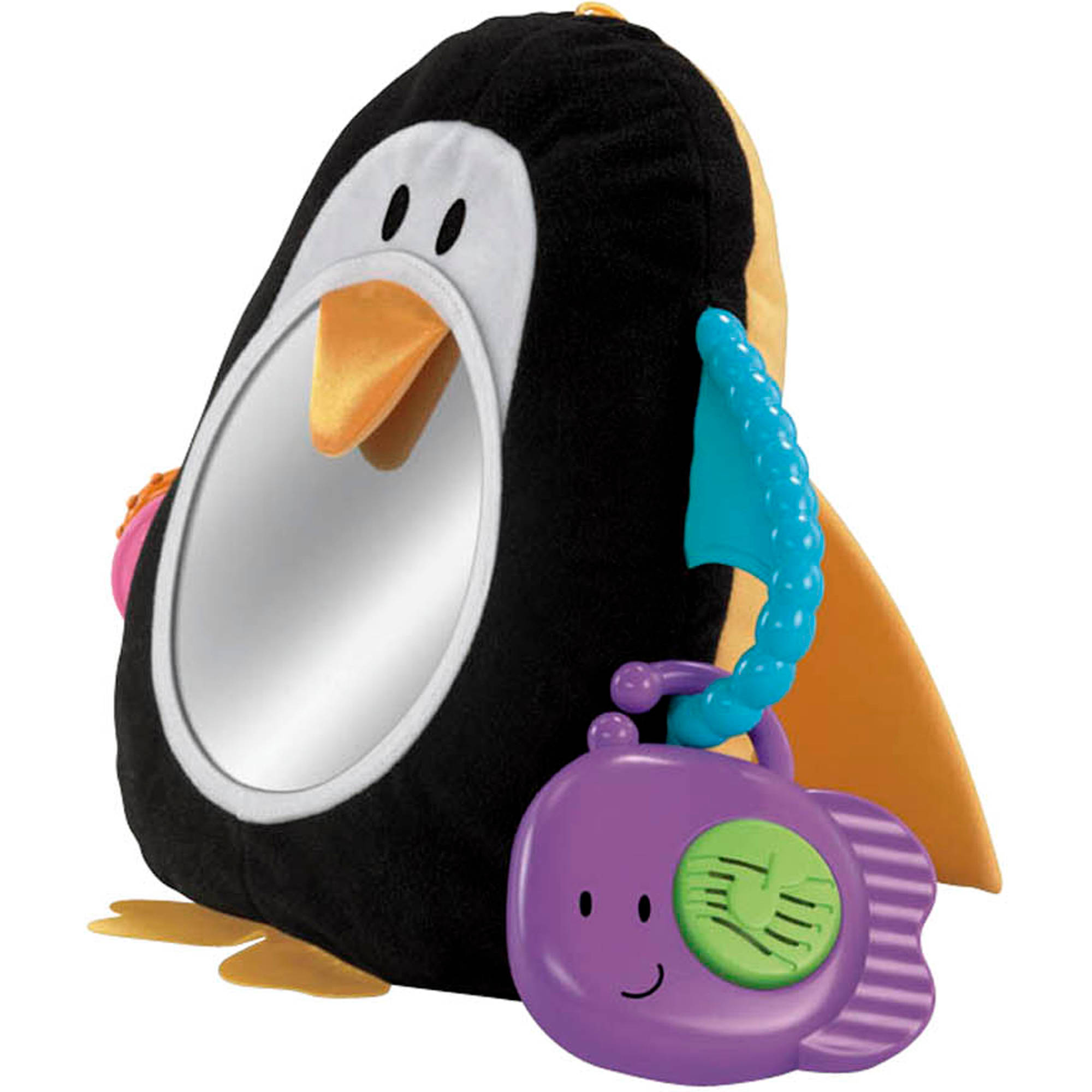 Fisher-Price Penguin Pal Music Mirror