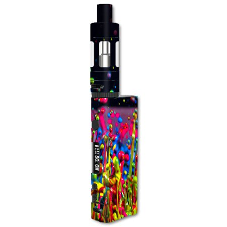 Skin Decal For Kanger Subox Nano Vape Mod Box / Splash Colorful