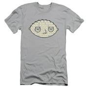 Family Guy - Mom Mom Mom - Slim Fit Short Sleeve Shirt - Medium