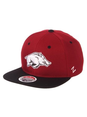 super popular 49d8c 4c3e2 Product Image Arkansas Razorback Zephyr Z11 Snapback Hat