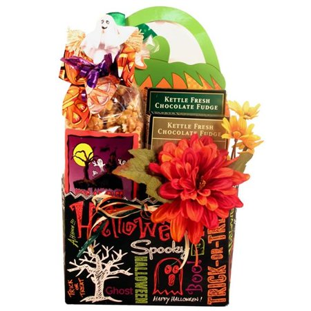 Gift Basket Drop Shipping TrTr-Sm Trick-Or-Treat, Halloween ...
