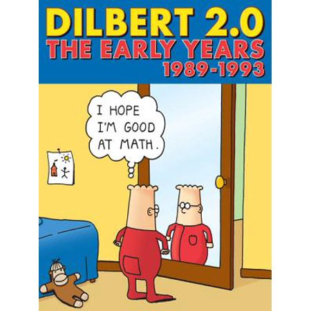 Dilbert 2.0: The Early Years: 1989 to 1993 - eBook - Dilbert Halloween Comic