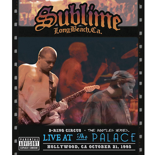 3 Ring Circus: Live At The Palace (Explicit) (Music DVD)