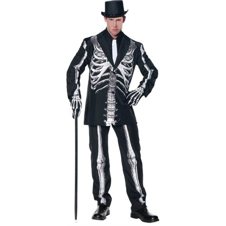 Bone Daddy Adult Halloween Costume - Sugar Daddy Costume