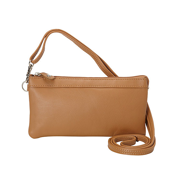 R & R Collections  Cross Body with Top Zip Pocket