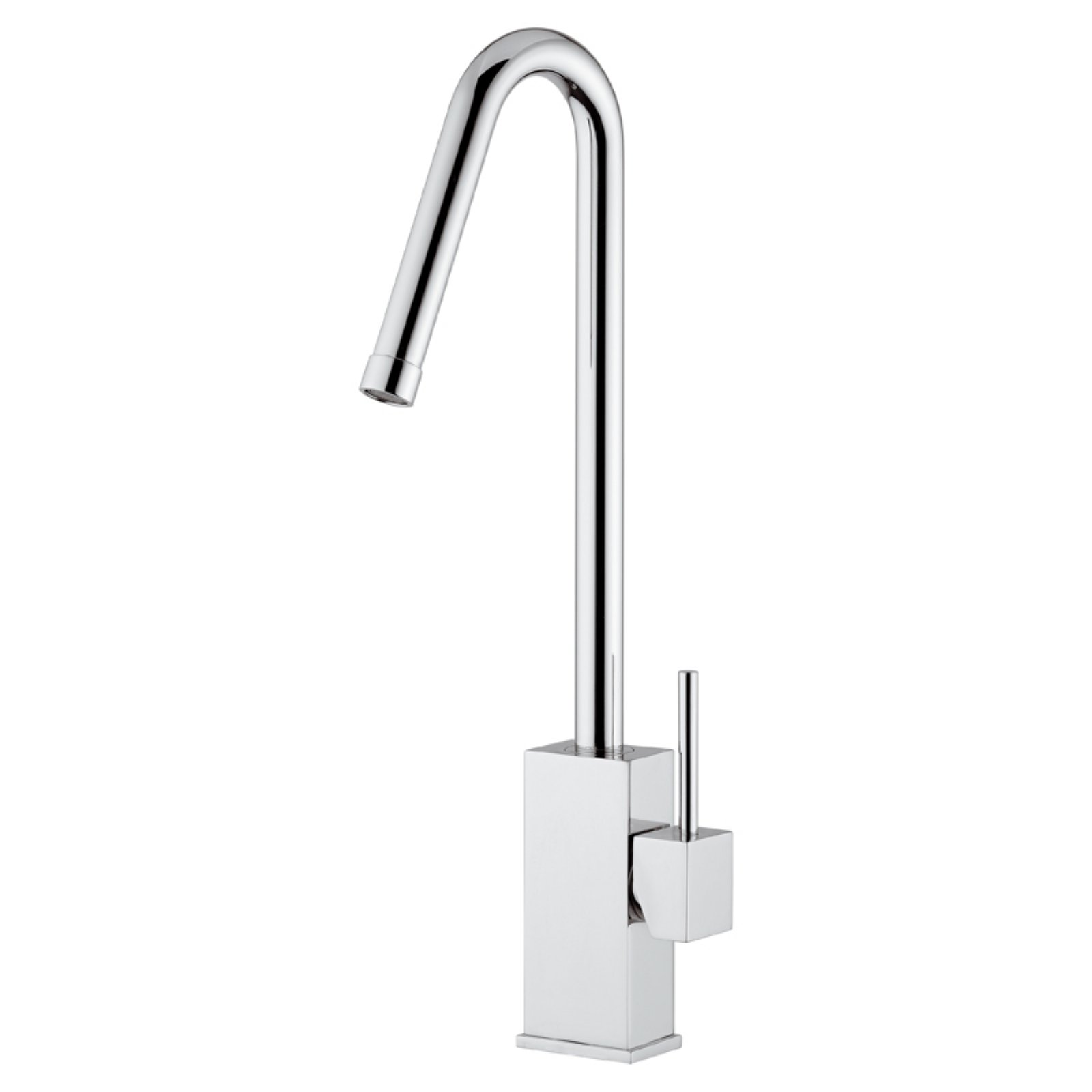 WS Bath Collections Level 180 Single Handle Kitchen Faucet