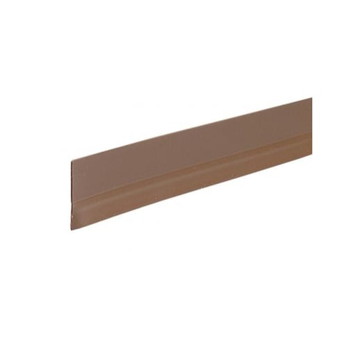 "M-D Building Products 05603 36"" Self-Adhesive Door Sweep (Brown)"