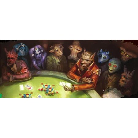 Star Wars Han Solo Card Game Fast Paced Strategy Hasbro HSBE2445 ()