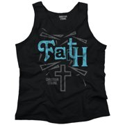 Jesus Christ Faith Christian Shirt God Savior Hope Love Gift Tank Top Shirt