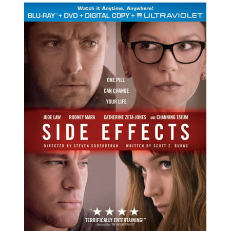 Side Effects (Blu-ray + DVD + UltraViolet) (List Of Negative Effects Of Social Media)