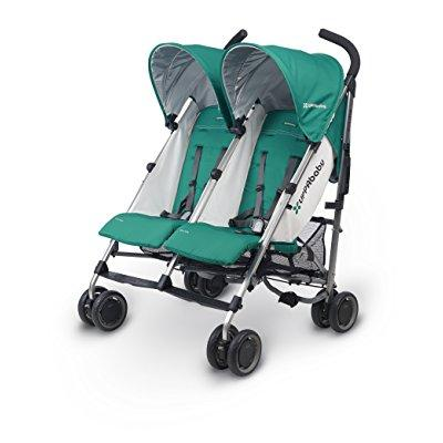 Uppa Baby 2015 g-link stroller with cup holder in ella jade