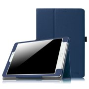Fintie Samsung Galaxy Tab A 9.7-Inch Tablet SM-T550 SM-P550 Case - Folio Stand Cover with Auto Sleep/Wake, Navy