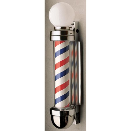Marvy Barber Pole Two Light (William Marvy Company Barber Pole SM-Size 29