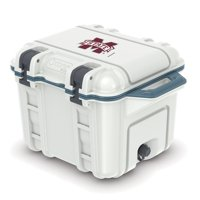 Mississippi State Bulldogs OtterBox 45-Quart Cooler - White