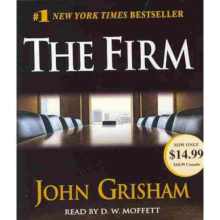 John Grisham Audiobook Bundle 1: 5 Titles