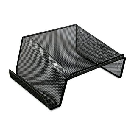Universal Mesh Desktop Telephone Stand, Black