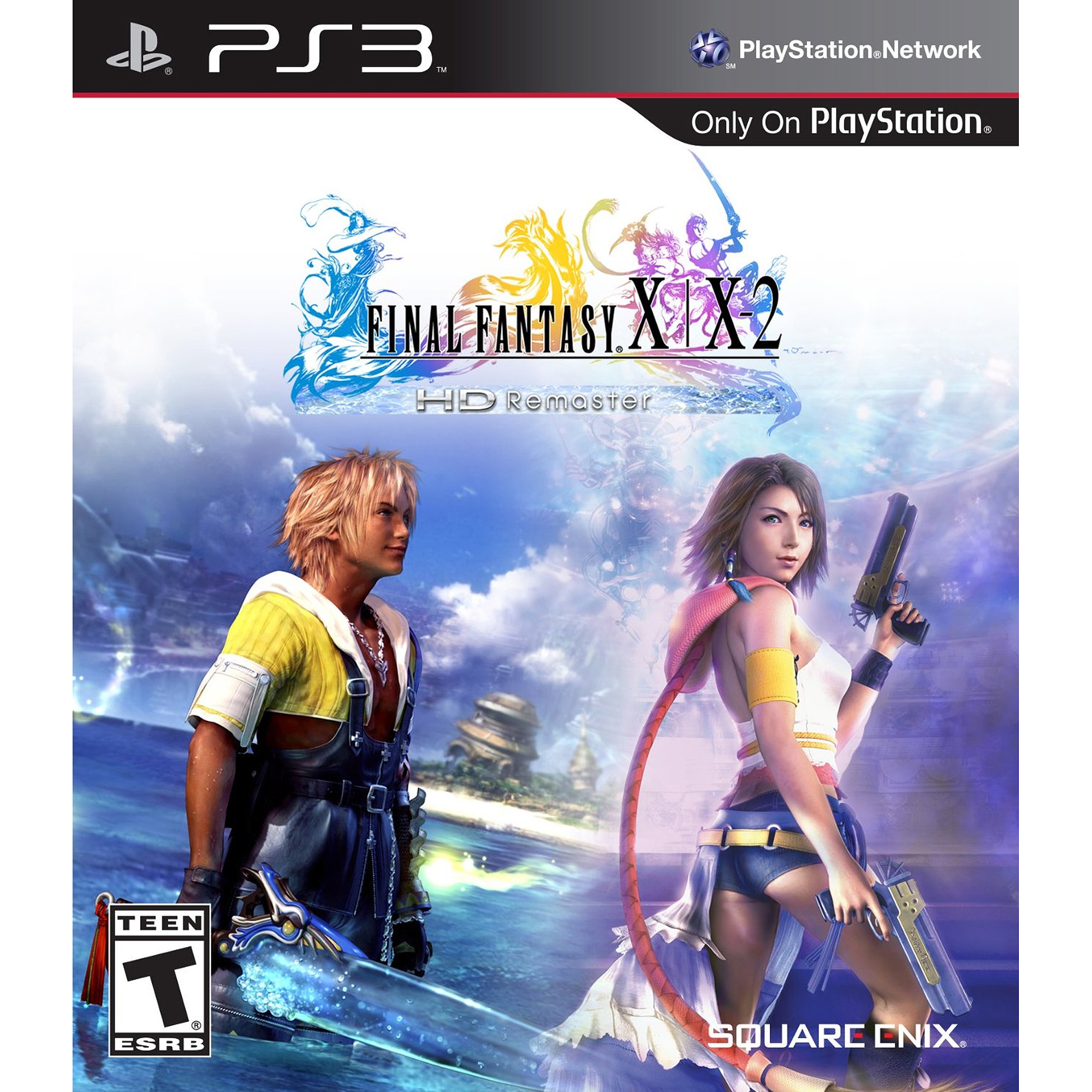 Square Enix Final Fantasy X/X-2 HD Remaster (PS3) - Pre-Owned