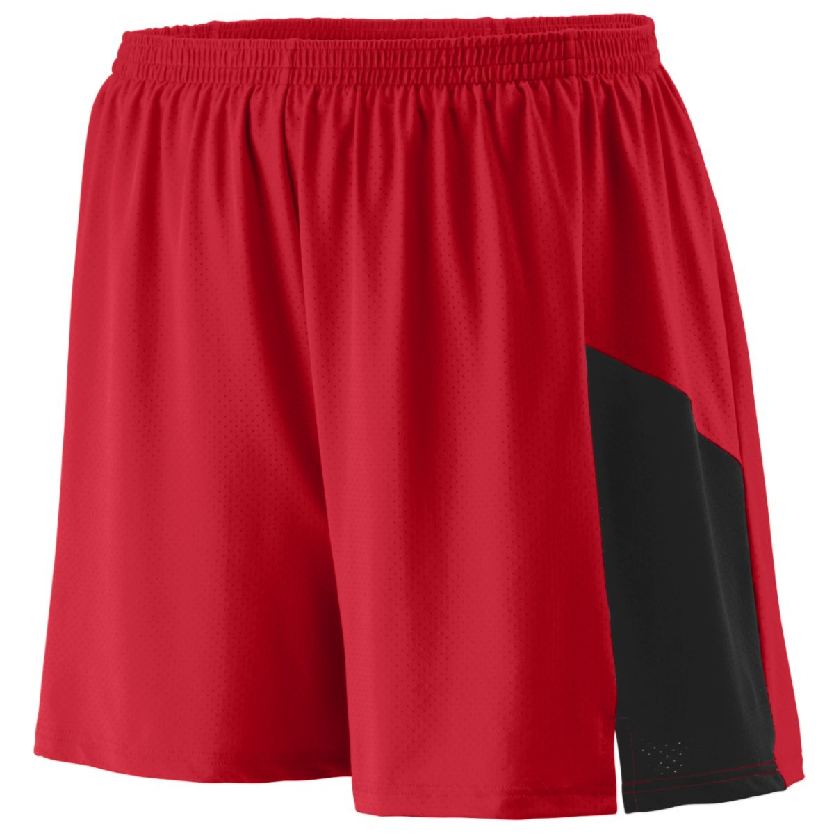 Augusta Youth Sprint Short Red/Blk L - image 1 de 1