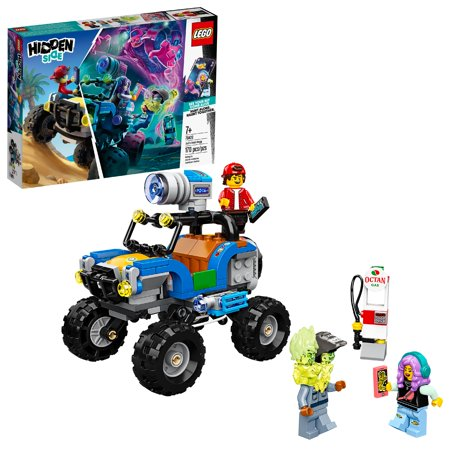 LEGO Hidden Side Jack's Beach Buggy 70428 Augmented Reality (AR) Play Experience for Kids (170 Pieces)