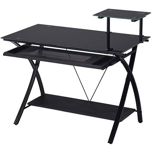 Erma Student Computer Desk, Black by Generic