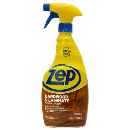 Zep Hardwood & Laminate Floor Cleaner 32