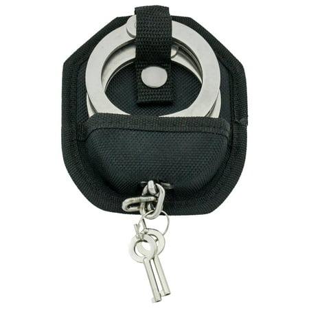 Open Top Handcuff Case