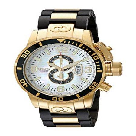 Men's 4899 Corduba Quartz Chronograph White Dial Watch ()