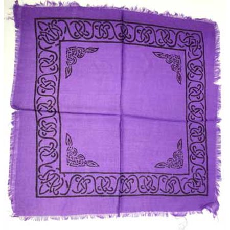 Celtic Cloths - Celtic Altar Or Tarot Cloth 18