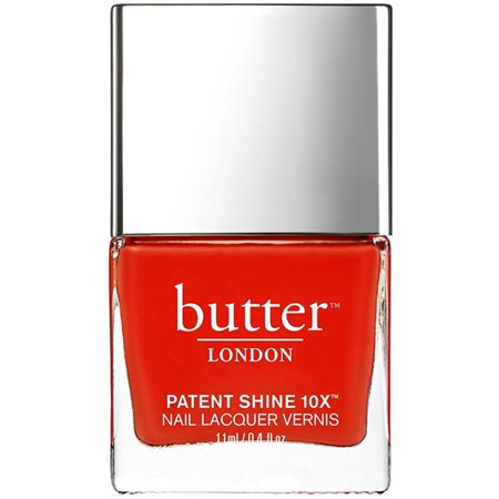 Butter London Patent Shine 10X Nail Lacquer, Smashing!, 0.4 Fl Oz