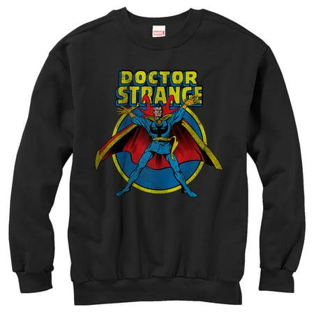 Marvel Men's Doctor Strange Classic Sweatshirt