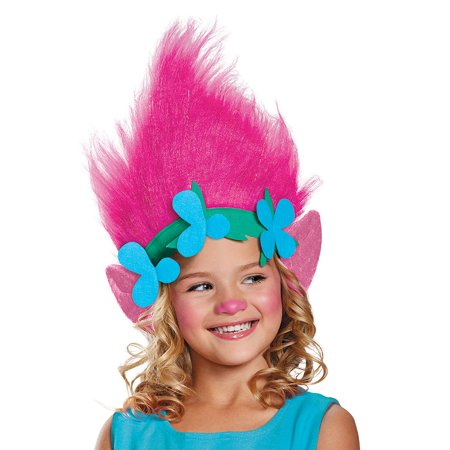 Princess Poppy Trolls Girl Headpiece - Snake Headpiece