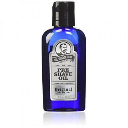 Colonel Conk Pre Shave Oil 2 - Kur Oil