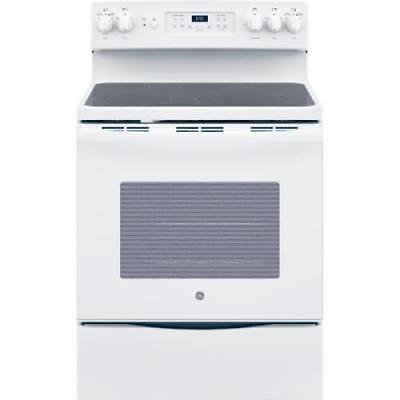 Capital Freestanding Ranges (GE® 30 Free-Standing Electric Convection Range White )