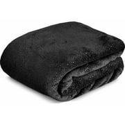 Your Zone Glitter Plush Blanket Collection