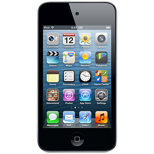 Apple iPod touch 32GB Black (4th Generation) (Discontinued by Manufacturer)