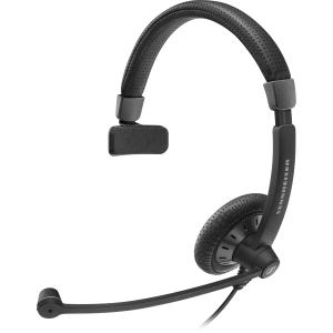 Sennheiser Culture Plus Mobile SC 45 Single-Sided Wired Headset with 3.5mm Jack