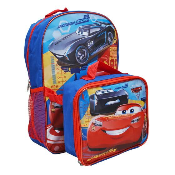 a306fde7ad9 Disney - Boys Cars 3 Lightning McQueen Backpack 16